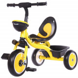 Cumpara ieftin Tricicleta Runner, Colectia 2020 Yellow, Chipolino