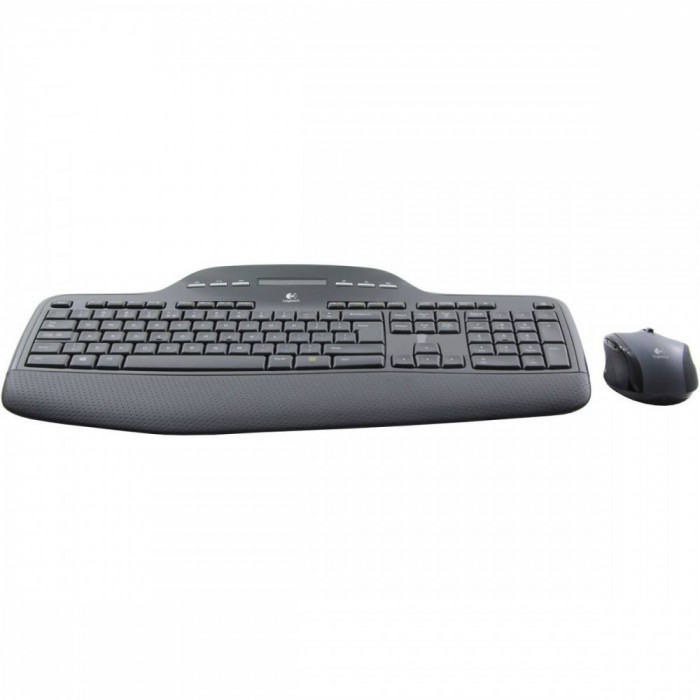 Kit Tastatura + Mouse Logitech Wireless Desktop MK710 Black