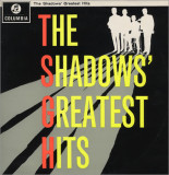 Disc Vinil –The Shadows – The Shadows' Greatest Hits