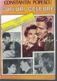 Cumpara ieftin Cupluri Celebre Din Lumea Filmului - Constantin Popescu