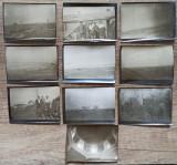 Lot 10 fotografii facute de un soldat roman pe frontul de est, Dnipro-Pavlograd, Portrete, Romania 1900 - 1950