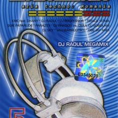Caseta DJ Raoul – Mouse In House (Aria Techno: Romania) 5: Parazitii, O.C.S