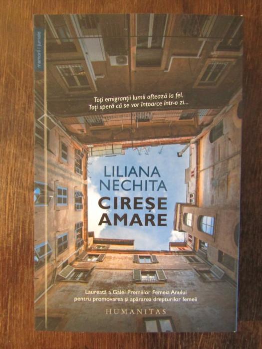 CIRESE AMARE -LILIANA NECHITA