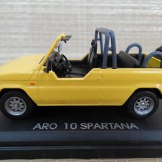 Macheta Aro 10 Spartana Cabriolet (1997) 1:43 De Agostini