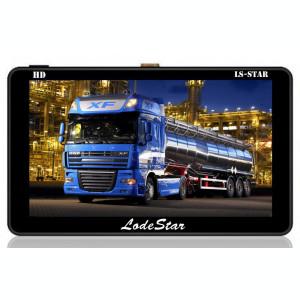 Cel mai bun GPS 7 inch pentru camioane/TIR/BUS ADR iGO Primo EUROPA+Romania 2019