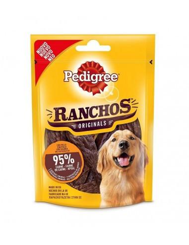 Recompense cu vita pentru caini Pedigree Ranchos, 70 g