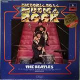 VINIL  The Beatles With Tony Sheridan – Historia De La Musica Rock   - VG+ -