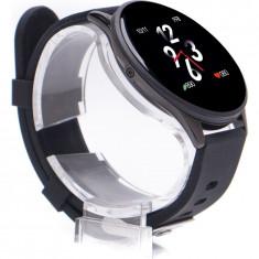 Ceas Smartwatch E-BODA Smart Time 450, Bluetooth, Negru