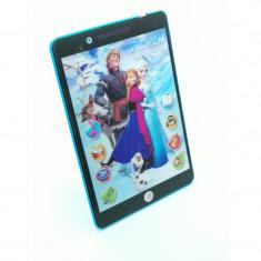 Tableta 3D jucarie Anna Elsa si prietenii