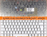 Tastatura Laptop Sony Vaio PCG-7171M VGN-NW11S PCG-7181M VGN-NW21SF Alba UK/Spaniola noua originala