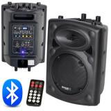 BOXA ACTIVA 8 inch/20CM USB/MP3/TELECOMANDA/BT