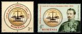 Romania 2014, LP 2026, Curtea Conturi, seria, MNH! LP 8,30 lei, Istorie, Nestampilat