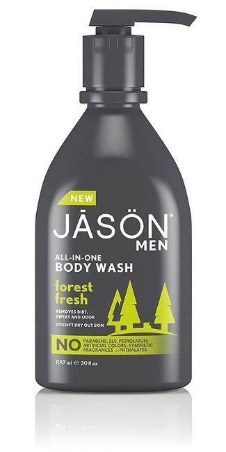 Gel de curatare All-in-One, pentru barbati, 887 ml, Jason