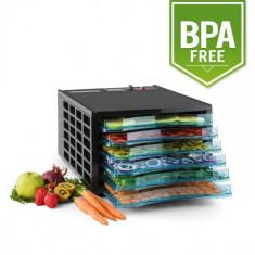 Klarstein Fruit Jerky 6, deshidratador, 630 W, 6 etaje, BPA-free