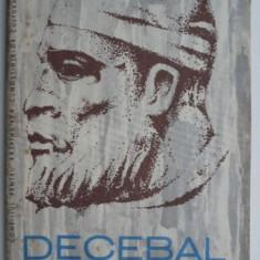 Decebal, regele erou al dacilor – D. Tudor
