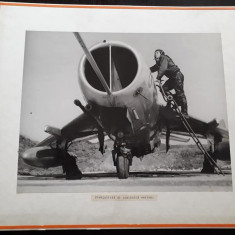 Fotografie avion Mig 19