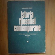 n8 ALEXANDRU BOBOC - ISTORIA FILOSOFIEI CONTEMPORANE