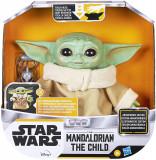 PLUS INTERACTIV STAR WARS THE CHILD ANIMATRONIC EDITION AKA BABY YODA, Hasbro