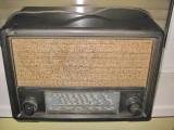 7596-I-Telefunken 154 GWK bachelita-Radio vechi antebelic stare buna.