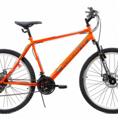 Bicicleta Mtb Kreativ 2605 Portocaliu M 26 inch