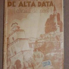 BUCURESTII DE ALTA DATA -CANTAT DE POETI - BUC. 1936 , DE GH CARDAS