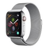 Curea smartwatch Devia Elegant Series Milanese Loop Silver pentru Apple Watch 38mm / 40mm