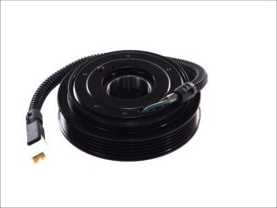 Fulie ambreiaj compresor AC clima (SANDEN SD7H15 5PK 120mm) foto