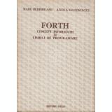 Forth. Concept matematic si limbaj de programare