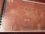 AUTOMOBILE ARO NOTITA TEHNICA COPIE