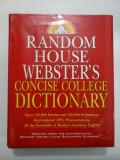 WEBSTER'S DICTIONARY (DICTIONAR ENGLEZ WEBSTER)
