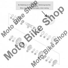 MBS O-Ring 24,80x2,20 P431 Nbr 70 KTM 300 EXC Europe 2005 #35, Cod Produs: 0770248022KT