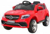 Masinuta electrica Mercedes-Benz GLE63 AMG, rosu