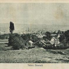 Carte poștală – Cluj. Vedere generală