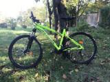 Rockrider 340 verde/negru