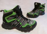 Pantofi/ghete/adidasi  ADIDAS Terrex Mid Gtx K, marime 37 1/3 EU (23.5 cm), 37.5, Negru