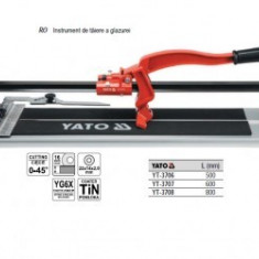 Dispozitiv de taiat gresie 500mm, Yato YT-3706