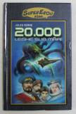 20 . 000 LEGHE SUB MARI , roman grafic de JULES VERNE , 2017