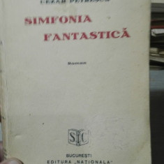 Simfonia fantastica – Cezar Petrescu