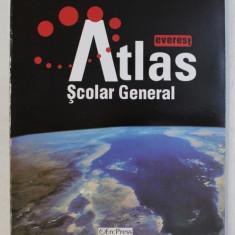 ATLAS SCOLAR GENERAL , 2010