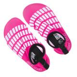 Incaltaminte inot pentru fete Aquashoes Surf Gear, marimea 32-33, Roz/Alb