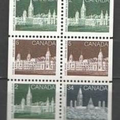 Canada 1985 - porto, serie neuzata x2