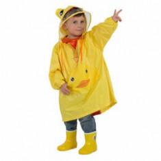 Pelerina de ploaie pentru copii R201 Galbena S