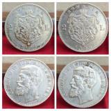 Lot monede Carol I