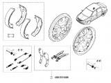 Set Parghii Reglaj Saboti, Pentru Echipare 8 Renault 6001551408