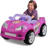 Mașinuță electrică pentru copii Disney Sofia the First Convertible Car 6-Volt