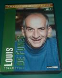 Louis de Funes vol. 1 - Editie noua - 8 Filme de comedie - subtitrate romana, DVD
