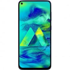 Smartphone Samsung Galaxy M40 M405F-DS 128GB 6GB RAM Dual Sim 4G Midnight Blue