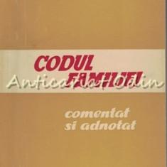 Codul Familiei - Scarlat Serbanescu