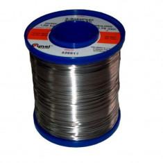 Aliaj pentru lipire circuite electronice Fludor Cynel, 2.5 mm, rola 1 kg