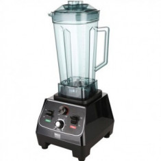 Blender stationar Bass BS-BH10230, de mare putere 1500W, 2L, 30000 rpm, 6 lame
